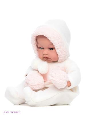 Кукла Мара озвученная Antonio Juan. Цвет: бледно-розовый