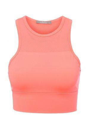 Топ спортивный Gym & Soul. Цвет: розовый