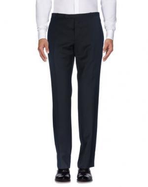 Повседневные брюки COSTUME NATIONAL HOMME. Цвет: черный