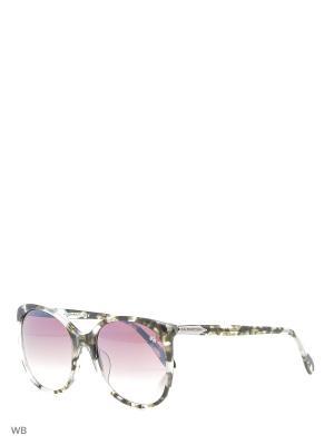 Солнцезащитные очки LM 535S 03 La Martina. Цвет: серый