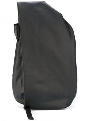 Рюкзак с откидным верхом Côte&Ciel. Цвет: чёрный