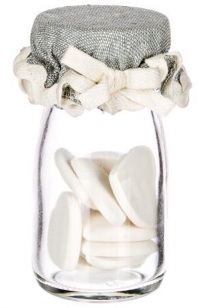 Сосуд с 10 арома-фигурками Bizzotto. Цвет: мультиколор