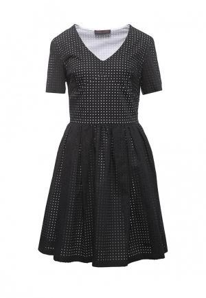 Платье Trussardi Jeans. Цвет: черный