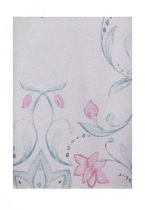 Комплект штор 2 шт. ТомДом. Цвет: розовый