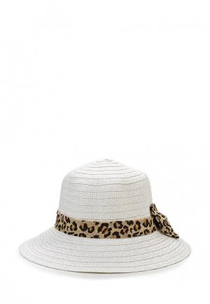 Шляпа Be.... Цвет: белый