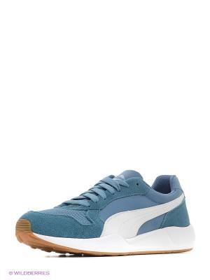 Кроссовки ST Runner Plus Puma. Цвет: голубой, белый