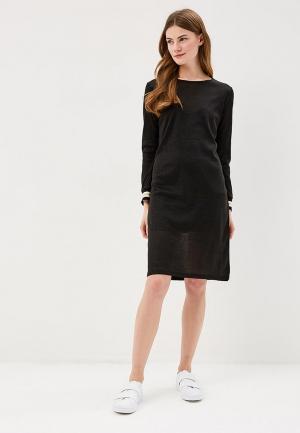 Платье Bluoltre. Цвет: черный