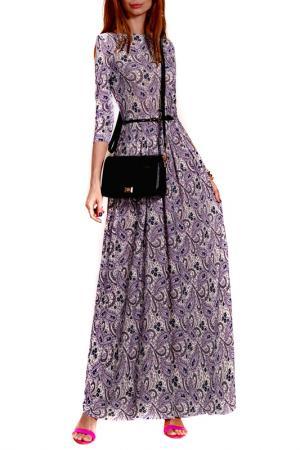 Платье FRANCESCA LUCINI. Цвет: анталия, фиолетовый
