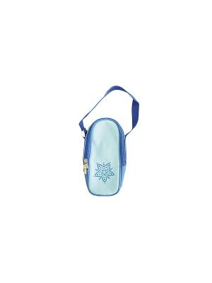 Термосумочка для одной бутылочки ПОМА. Цвет: синий, голубой