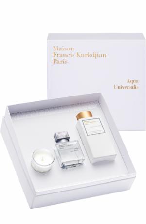 Набор Aqua Universalis Maison Francis Kurkdjian. Цвет: бесцветный