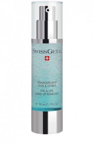 Крем для удаления макияжа Swissgetal. Цвет: бесцветный