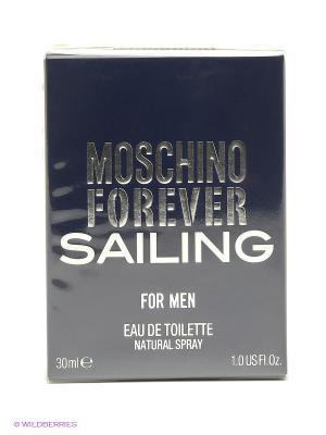 Moschino Forever Sailing М Товар Туалетная вода, 30 мл спрей. Цвет: прозрачный