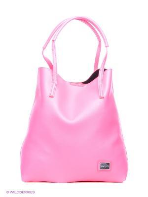 Сумка Sabellino. Цвет: розовый