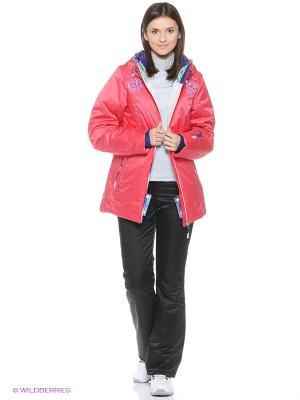 Куртка Stayer. Цвет: розовый