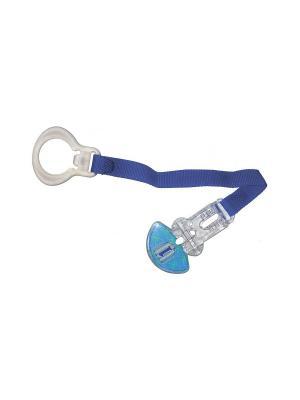 Держатель для соски MAM Clip. Цвет: синий