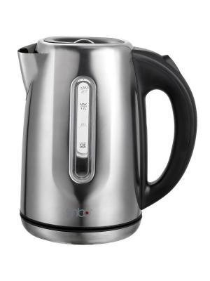 Чайник электрический SINBO SK 7332, 2200Вт, серебристый. Цвет: белый