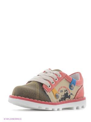 Ботинки Indigo kids. Цвет: хаки