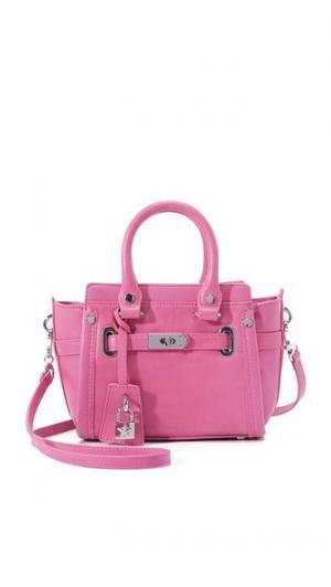 Миниатюрная сумка-портфель Lily Ash