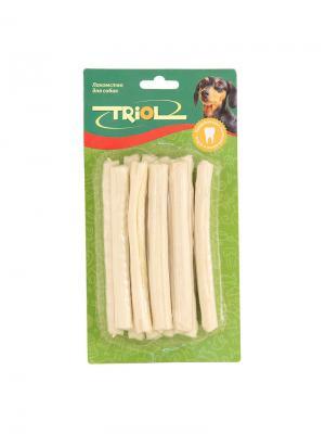 Набор палочки белые 15-20 г (уп.10шт) (б TRIOL. Цвет: светло-коричневый