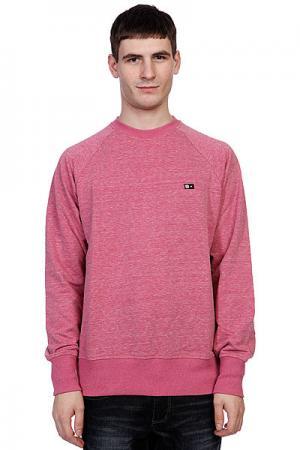 Толстовка  Pacific Pink Fourstar. Цвет: розовый