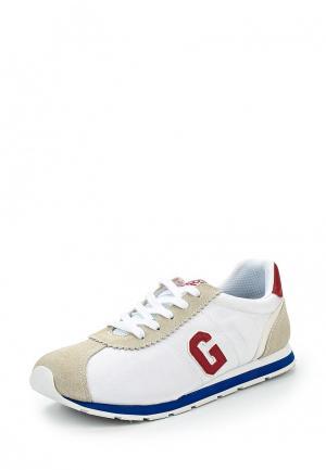 Кроссовки Gioseppo. Цвет: белый