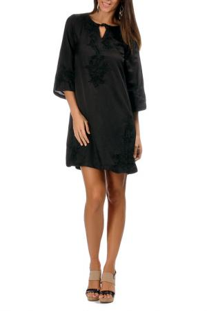 Платье Laklook. Цвет: черный