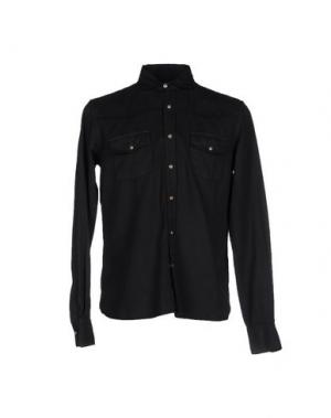 Pубашка AUTHENTIC ORIGINAL VINTAGE STYLE. Цвет: черный