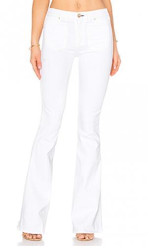 Расклешенные джинсы inez MCGUIRE. Цвет: none