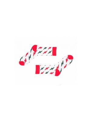 Носки Sammy Icon. Цвет: красный, белый, зеленый
