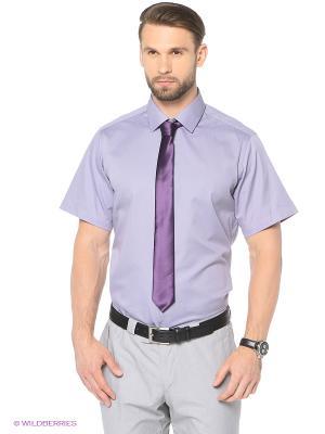 Рубашка KARFLORENS. Цвет: бледно-розовый