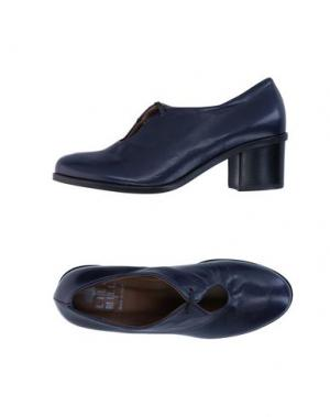 Обувь на шнурках LILIMILL. Цвет: темно-синий