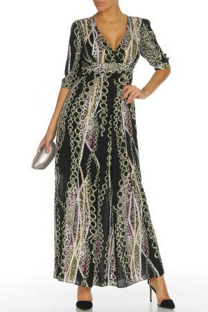 Платье Татьяна Сулимина. Цвет: мультицвет