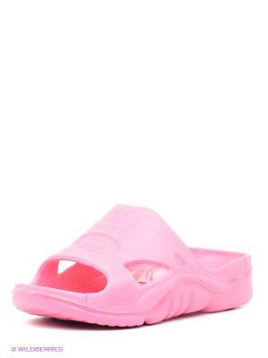 Шлепанцы Дюна. Цвет: бледно-розовый, розовый