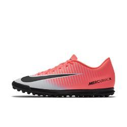 Футбольные бутсы для игры на газоне  Mercurial Vortex III Nike. Цвет: розовый