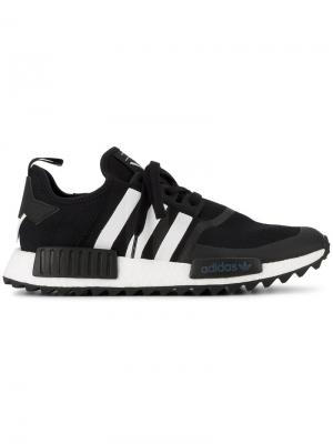 NMD Trail sneakers Adidas X Wings + Horns. Цвет: чёрный