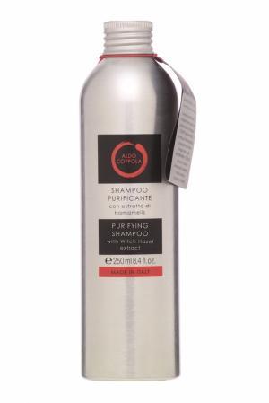 Шампунь с экстрактом гамамелиса Purifying Shampoo, 250ml Aldo Coppola. Цвет: multicolor