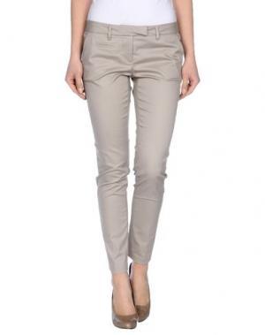 Повседневные брюки SHI 4. Цвет: серый