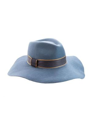 Шляпа CHRISTYS.. Цвет: голубой