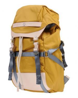 Рюкзаки и сумки на пояс STIGHLORGAN. Цвет: охра