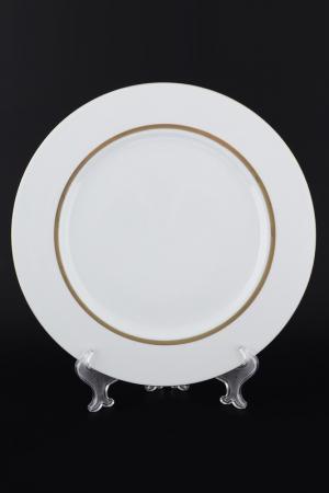 Набор тарелок 25 см, 6 шт. QUEENS CROWN. Цвет: мультицвет