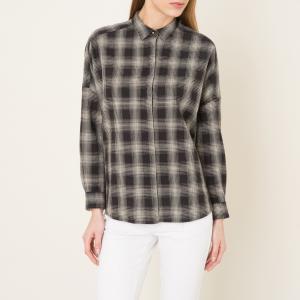Рубашка DELIMA SESSUN. Цвет: черный