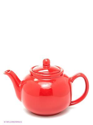 Заварочный чайник LORAINE. Цвет: красный