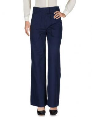Повседневные брюки PEUTEREY. Цвет: синий
