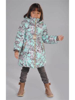 Пальто Милашка Сьюзи. Цвет: коричневый