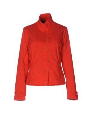 Куртка BPD BE PROUD OF THIS DRESS. Цвет: красный