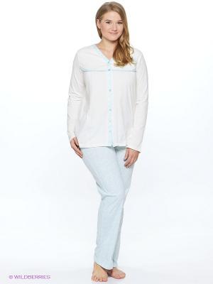 Комплект одежды CATHERINE'S. Цвет: голубой