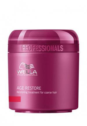 Маска для волос Wella. Цвет: фиолетовый