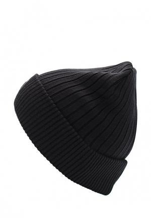 Шапка Trussardi Jeans. Цвет: черный
