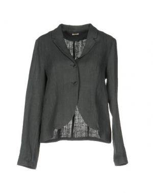 Пиджак A.B APUNTOB. Цвет: серый