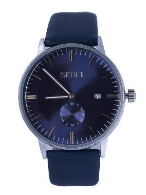 Часы SKMEI. Цвет: синий, серебристый